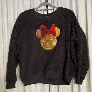 Minnie Mouse Sequin Sweater